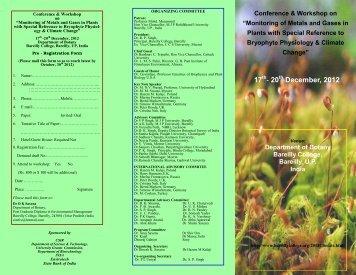 17 - 20 December, 2012 - bareilly college , bareilly