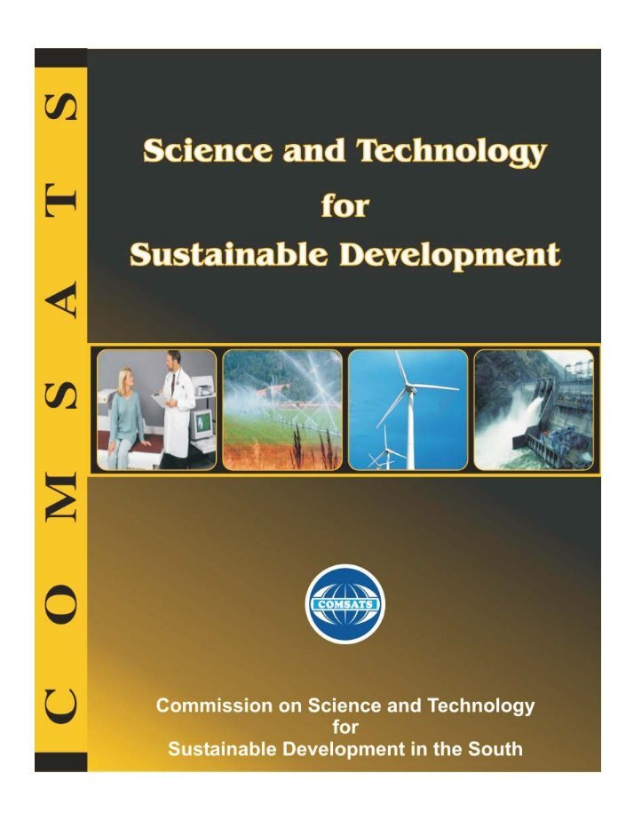 essay on science and technology in sustainable development Science and technology essay – advantages and disadvantages of technological advances technology has been progressing at an astonishingly rapid rhythm, and it has been changing our lives in a scaring way.