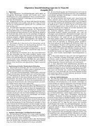 Allgemeine Geschäftsbedingungen E. Klaus AG, Deutsch
