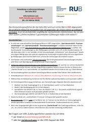 Bei Fragen zum VSPL-Zuteilungserfahren wenden Sie sich bitte per ...