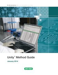 Unity Method Guide - August 2013 - QCNet