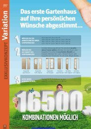 Bear County VARIATION Serie 2012.pdf - Gartenhaus-wohnkultur.de