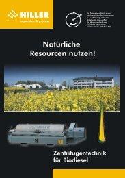 BiodieselPdeut1234 HOCH PDF - Hiller GmbH