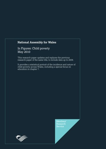 In Figures: Child poverty - National Assembly for Wales