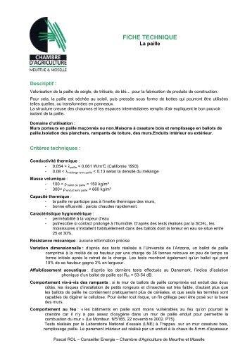 Universite de prades 66 - Chambre d agriculture recrutement ...