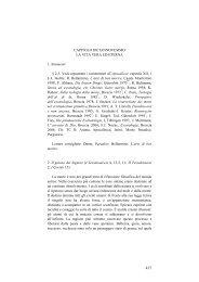 capitolo diciannovesimo: la vita vera ed eterna - Roberto Osculati