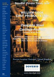 Complete Steel Castings Foundry