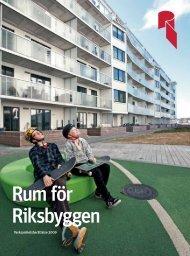 Årsredovisning 2009 - Riksbyggen