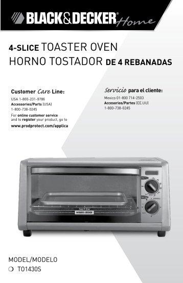 4-SLICE ToASTeR oVeN HoRNo ToSTAdoR dE 4 rEbanadaS