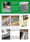 Derfor Leca® blokke i fundamenter - Weber - Page 2