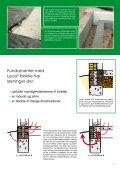 Derfor Leca® blokke i fundamenter - Weber - Page 3