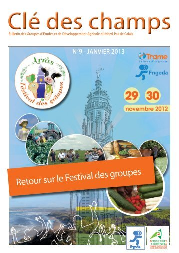 Pourquoi s 39 organiser collectivement les agricultures for Chambre agriculture nord