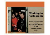 Working in Partnership - Pavee Point