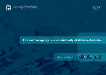 Download Full Report - Department of Fire and Emergency Services ...