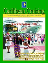 Second Quarter 2003 (7.3mb) - The Florida-Caribbean Cruise ...