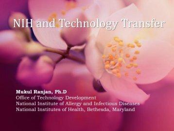 Mukul Ranjan, Ph.D
