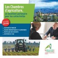 Les Chambres d'agriculture, un excellent partenaire pour les ...