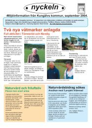 Nyckeln 0409.indd - Kungälv