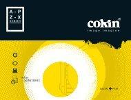 Cokin Prospekt herunterladen - GMC Trading AG