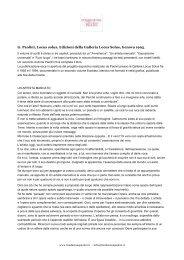 G. Paolini, Locus solus, Edizioni della Galleria Locus Solus, Genova ...