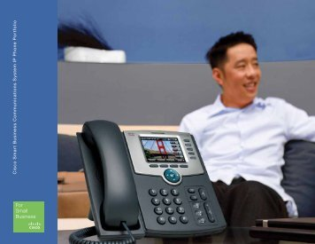 Smart Business Communications System IP Phone ... - eSecurityToGo