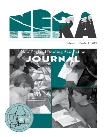 The New England Reading Association Journal - Department of ...