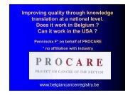 Download - Belgian Cancer Registry
