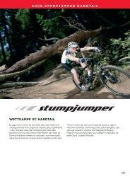 2008 STUMPJUMPER HARDTAIL ... - Ebener-Zweiradsport GmbH