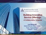 Who Innovates? - Summit