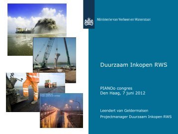 The carbon footprint of Netherlands infrastructure - Pianoo