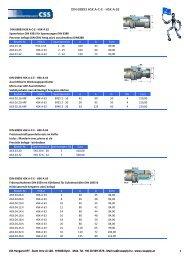 DIN 69893 HSK A-C-E - HSK-A 63