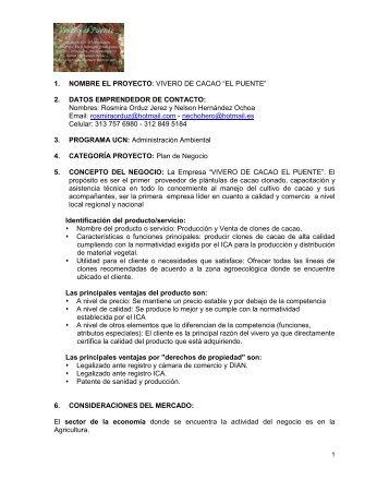 Amilcar meneses viveros cinvestav for Proyecto de vivero municipal
