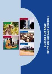 TIC Guideline.pdf - Tanzania Investment Centre