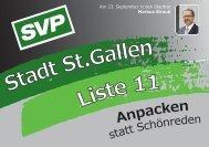 Kandidaten-Flyer als PDF downloaden - SVP St.Gallen