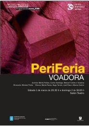 Dosier do espectáculo - Centro Dramático Galego