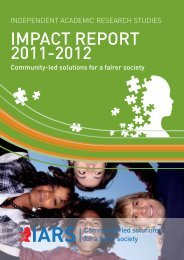 IMPACT REPORT 2011-2012 - Buckinghamshire New University