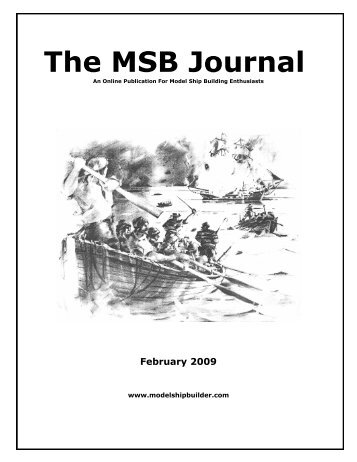 Beeker magazines the msb journal model ship builder publicscrutiny Image collections