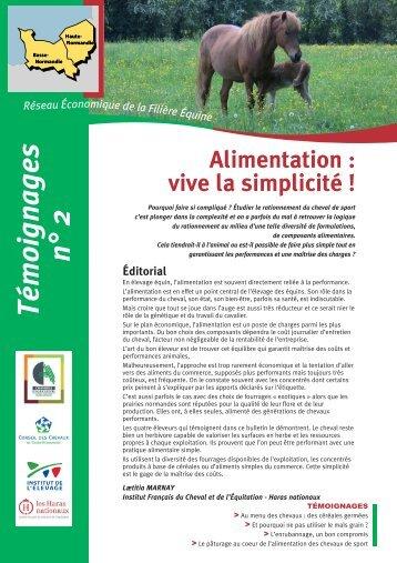 Sp ciale prix des aliments for Chambre d agriculture 22
