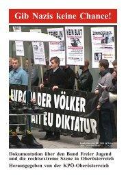 Bund Freier Jugend - KPÖ Oberösterreich