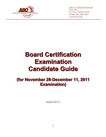 candidate guide for certification and re certification society for rh yumpu com Certificate Seal Professional Certification