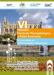 VI Reunión PPPEA - Sociedad Española de Medicina Interna