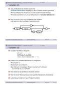 Systemprogrammierung 1Überblick - Seite 4