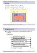 Systemprogrammierung 1Überblick - Seite 6