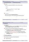 Systemprogrammierung 1Überblick - Seite 7