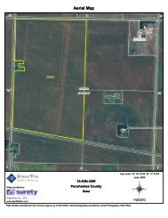 Aerial and Soil Map - Murray Wise Associates
