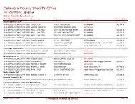 Sheriff Logo York County Sheriff Sale Listing