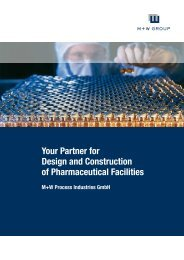 Your Partner for Design and Construction of Pharmaceutical Facilities