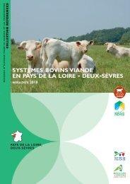 systèmes bovins viande en pays de la loire - Chambre d'Agriculture ...