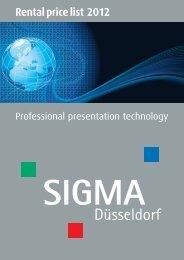 Image - bei SIGMA Düsseldorf