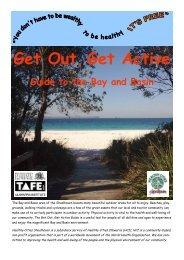 Get Out, Get Active - Healthy Cities Illawarra